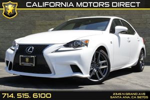 2014 Lexus IS 250  Carfax Report - No AccidentsDamage Reported Air Conditioning  AC Analog Di