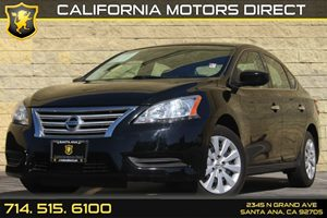 2014 Nissan Sentra S Carfax 1-Owner - No AccidentsDamage Reported Air Filtration Audio  Auxili