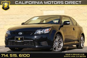 2013 Scion tC  Carfax Report Audio  Auxiliary Audio Input Convenience  Engine Immobilizer Con