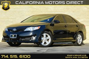 2013 Toyota Camry SE Carfax Report - No AccidentsDamage Reported Audio  Auxiliary Audio Input