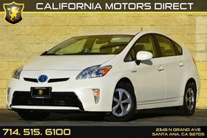 2013 Toyota Prius One Carfax 1-Owner - No AccidentsDamage Reported Air Conditioning  AC Audio