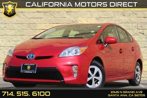 2013 Toyota Prius One Carfax 1-Owner - No AccidentsDamage Reported Audio  Auxiliary Audio Input