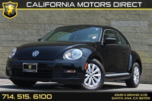 2013 Volkswagen Beetle Coupe 25L Entry Carfax Report - No AccidentsDamage Reported Air Conditio