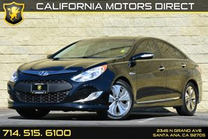 2013 Hyundai Sonata Hybrid Limited Carfax Report - No AccidentsDamage Reported Audio  Auxiliary