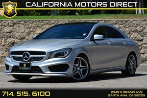 2014 MERCEDES CLA250 Coupe Carfax 1-Owner - No AccidentsDamage Reported Air Conditioning  AC