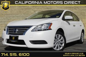 2014 Nissan Sentra FE SV Carfax 1-Owner - No AccidentsDamage Reported Audio  Auxiliary Audio I