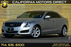 2013 Cadillac ATS  Carfax Report - No AccidentsDamage Reported Audio  Auxiliary Audio Input Au