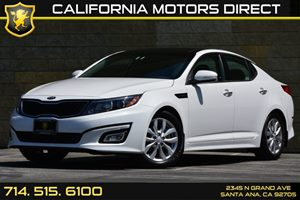 2015 Kia Optima EX Carfax Report Audio  Auxiliary Audio Input Clearcoat Paint Convenience  Au
