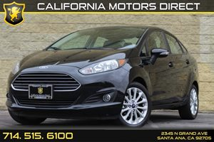2014 Ford Fiesta SE Carfax Report Air Conditioning  AC Audio  Auxiliary Audio Input Convenie