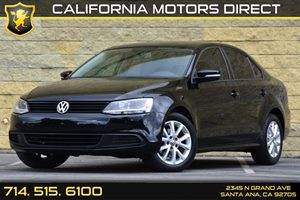 2011 Volkswagen Jetta Sedan SE wConvenience PZEV Carfax Report - No AccidentsDamage Reported Au