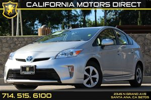 2013 Toyota Prius One Carfax Report - No AccidentsDamage Reported Air Conditioning  Climate Con