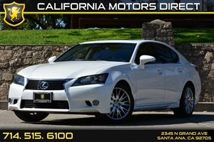 2013 Lexus GS 350  Carfax Report - No AccidentsDamage Reported Audio  Auxiliary Audio Input Au