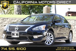 2013 Nissan Altima 25 S Carfax 1-Owner - No AccidentsDamage Reported Body-Color Bumpers Conven