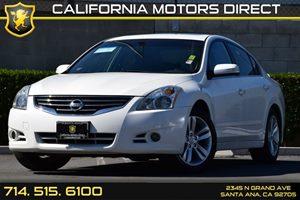 2012 Nissan Altima 35 SR Carfax Report Audio  Auxiliary Audio Input Convenience  Cruise Contr