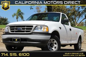 2000 Ford F-150 XL CNG Carfax 1-Owner Audio  AmFm Stereo Auxiliary Pwr Point In Instrument Pan