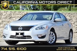 2014 Nissan Altima 25 S Carfax 1-Owner - No AccidentsDamage Reported Analog Display Audio  Au