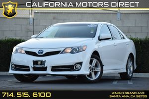 2014 Toyota Camry Hybrid SE Limited Edition Carfax 1-Owner - No AccidentsDamage Reported Audio