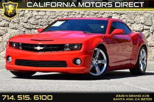 2011 Chevrolet Camaro 2SS Carfax Report Audio  Auxiliary Audio Input Audio  Premium Sound Syst