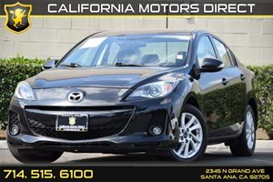 2013 Mazda Mazda3 i Grand Touring Carfax 1-Owner - No AccidentsDamage Reported Audio  Auxiliary