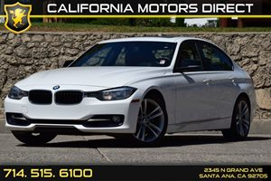 2013 BMW 3 Series 328i Carfax 1-Owner Air Conditioning  AC Audio  Auxiliary Audio Input Conv