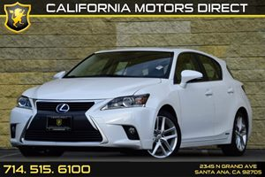 2014 Lexus CT 200h Hybrid Carfax Report - No AccidentsDamage Reported Audio  Auxiliary Audio In