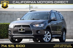 2010 Mitsubishi Outlander XLS Carfax 1-Owner - No AccidentsDamage Reported Audio  Auxiliary Aud