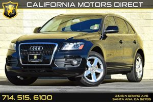 2010 Audi Q5 Premium Plus Carfax Report - No AccidentsDamage Reported Air Conditioning  AC Au