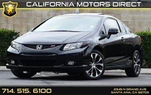 2013 Honda Civic Cpe Si Carfax Report Audio  Auxiliary Audio Input Audio  Premium Sound System