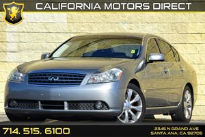 2007 Infiniti M35  Carfax Report - No AccidentsDamage Reported Convenience  Cruise Control Con