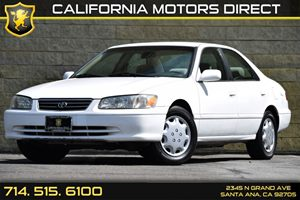 2000 Toyota Camry LE Carfax 1-Owner - No AccidentsDamage Reported Air Conditioning  AC Audio