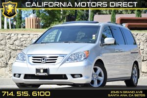 2010 Honda Odyssey Touring Carfax 1-Owner - No AccidentsDamage Reported Audio  Auxiliary Audio