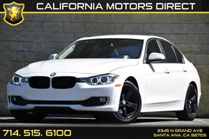 2013 BMW 3 Series 320i xDrive Carfax Report - No AccidentsDamage Reported Air Conditioning  AC