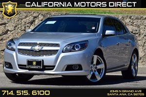 2013 Chevrolet Malibu LTZ Carfax 1-Owner - No AccidentsDamage Reported Audio  Auxiliary Audio I