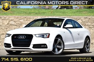 2014 Audi S5 Premium Plus Carfax 1-Owner Air Conditioning  AC Analog Display Audio  Auxiliar