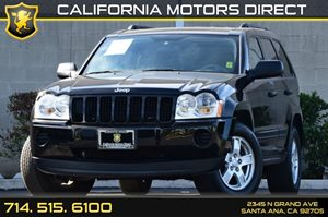 2006 Jeep Grand Cherokee Laredo Carfax Report - No AccidentsDamage Reported Air Conditioning  A