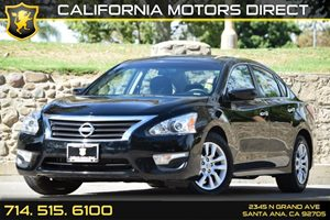 2015 Nissan Altima 25 S Carfax 1-Owner - No AccidentsDamage Reported Analog Display Audio  Au