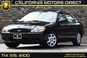 2007 Ford Taurus SE Carfax Report - No AccidentsDamage Reported Cigarette Lighter Convenience