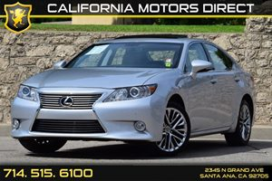 2013 Lexus ES 350 4dr Sdn Carfax 1-Owner Audio  Auxiliary Audio Input Convenience  Cruise Cont