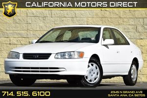 2000 Toyota Camry LE Carfax 1-Owner - No AccidentsDamage Reported Air Conditioning  AC Auxili