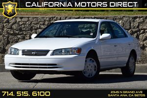 2000 Toyota Camry LE Carfax 1-Owner - No AccidentsDamage Reported Air Conditioning  AC Conven