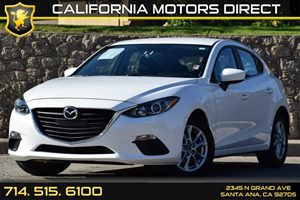 2014 Mazda Mazda3 i Touring Carfax 1-Owner Audio  Auxiliary Audio Input Clearcoat Paint Conven