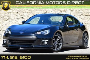 2015 Subaru BRZ Limited Carfax 1-Owner Audio  Auxiliary Audio Input Audio  Satellite Radio Cl