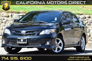 2011 Toyota Corolla L Carfax 1-Owner - No AccidentsDamage Reported Audio  Auxiliary Audio Input