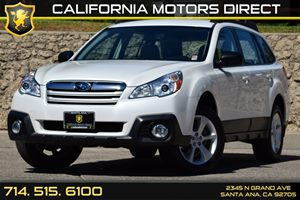 2014 Subaru Outback 25i Carfax 1-Owner Air Conditioning  AC Audio  Auxiliary Audio Input Co