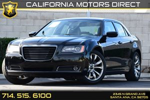 2014 Chrysler 300 300S Carfax 1-Owner Analog Display Audio  Auxiliary Audio Input Clearcoat Pa