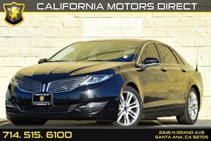 2013 Lincoln MKZ  Carfax 1-Owner - No AccidentsDamage Reported Audio  Auxiliary Audio Input Co