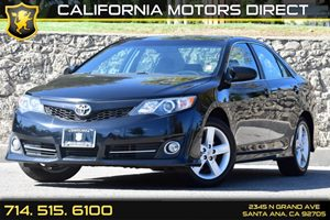 2013 Toyota Camry SE Carfax 1-Owner - No AccidentsDamage Reported 2 12V Aux Pwr Outlets Audio