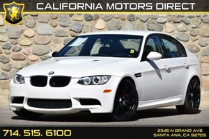 2011 BMW M3  Carfax 1-Owner Convenience  Automatic Headlights Convenience  Hid Headlights Con