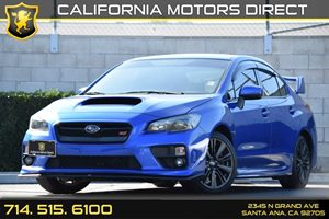 2015 Subaru WRX  Carfax 1-Owner - No AccidentsDamage Reported Convenience  Automatic Headlights
