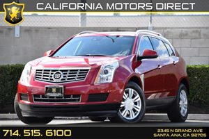 2014 Cadillac SRX Luxury Collection Carfax 1-Owner - No AccidentsDamage Reported Audio  Premium